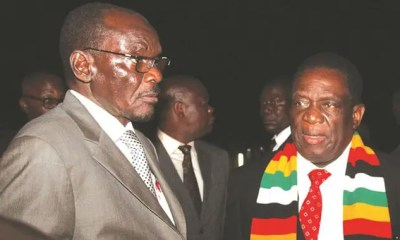 Mnangagwa and Mohadi