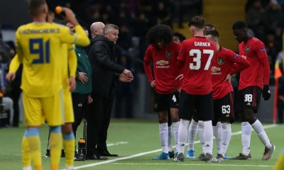 Astana 2 - 1 Manchester United