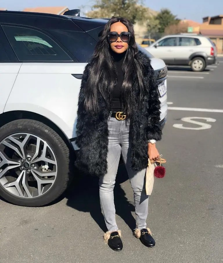 Thembi Seete To Star In Kings Of Joburgmbare Times