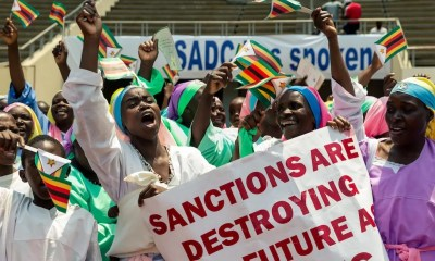 Zimbabwean sanctions