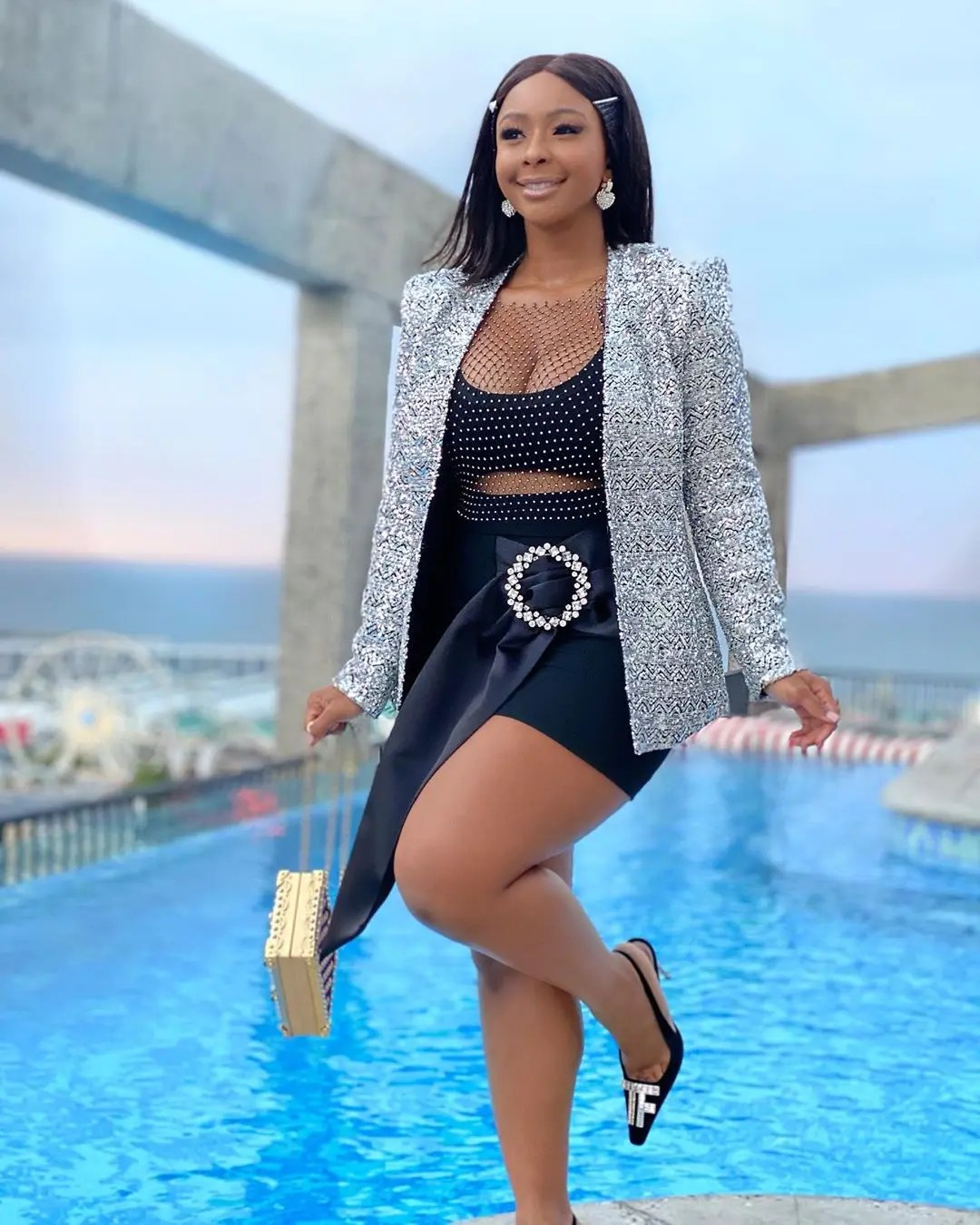 Boity Thulo speaks on her new reality - Im looking for a
