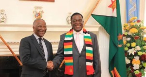 ED and Thabo
