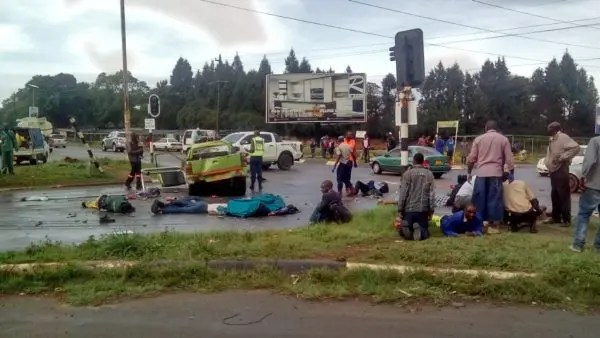 Horror-Accident-Harare