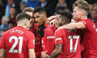 Manchester City 1 - 2 Manchester United