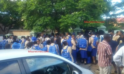 Domican Convent Harare Locks Students Out