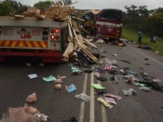 Mutare Nyazura accident