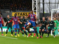 Crystal Palace 1 -0 Newcastle United