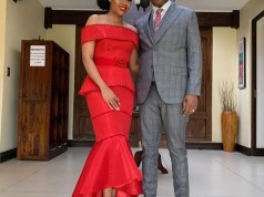 Malema and Wife