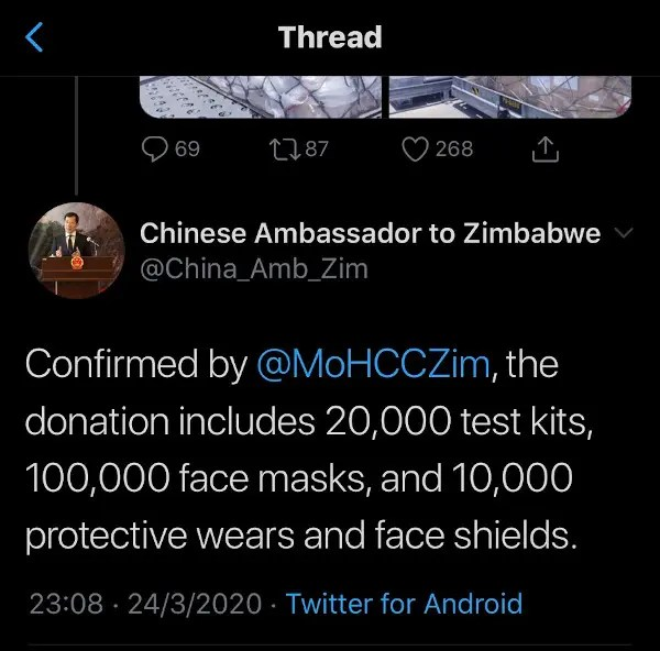 China-Ambassador-To-Zimbabwe-W