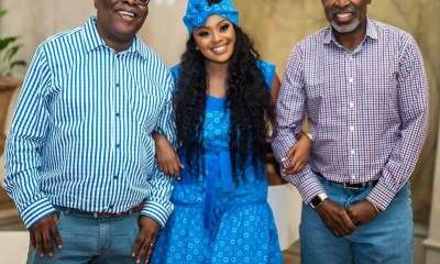 Lerato Kganyago's traditional Wedding