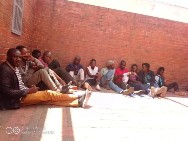 MDC Youth arrested