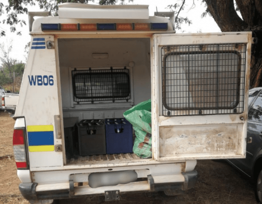 Limpopo police officers arrested after sneaking off with booze