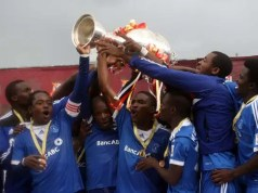 Champion Dynamos-players