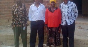 Chamisa and his Parents