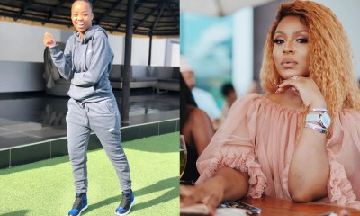 Ntando Duma And Jessica Nkosi
