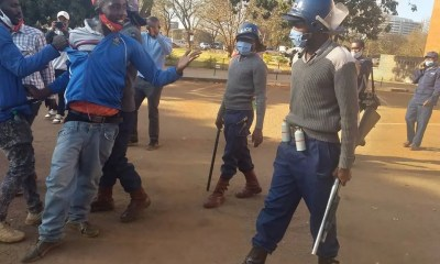 Arrested MDC A supporters