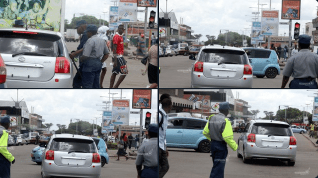 Unregistered cars