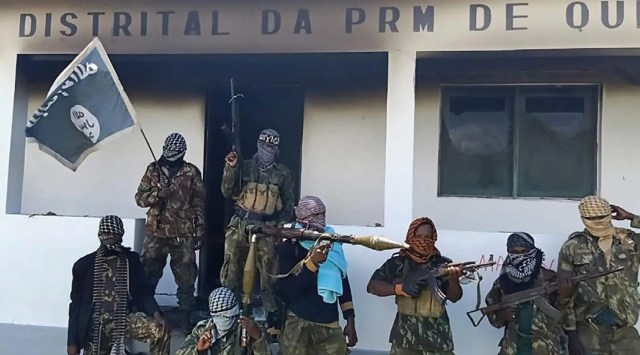 mozambique islamic insurgency