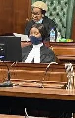 Justice Erica Ndewere