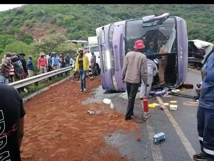 Hwinza Accident