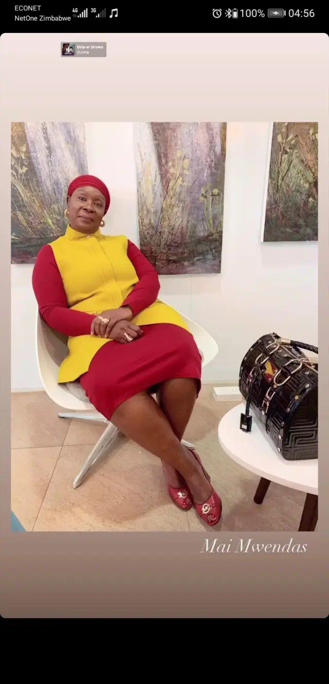 pokello-and-mother
