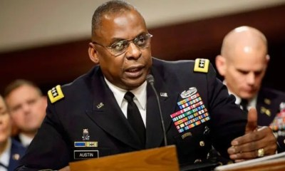 U.S. First Black Defence Secretary