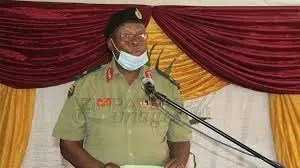 ZNA director of public relations Colonel Alphios Makotore