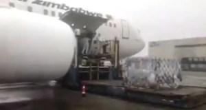 First 200 000 Covid-19 vaccines on the way to Zimbabwe