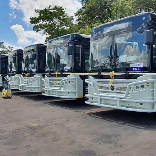 New Buses ZUPCO