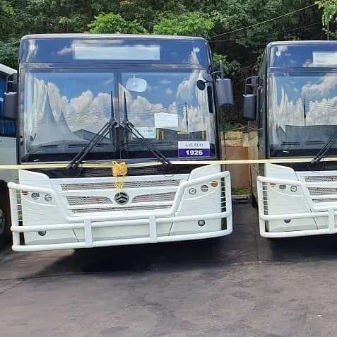 News ZUPCO buses
