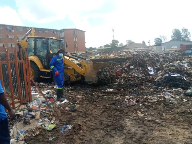 CleanUp Mbare