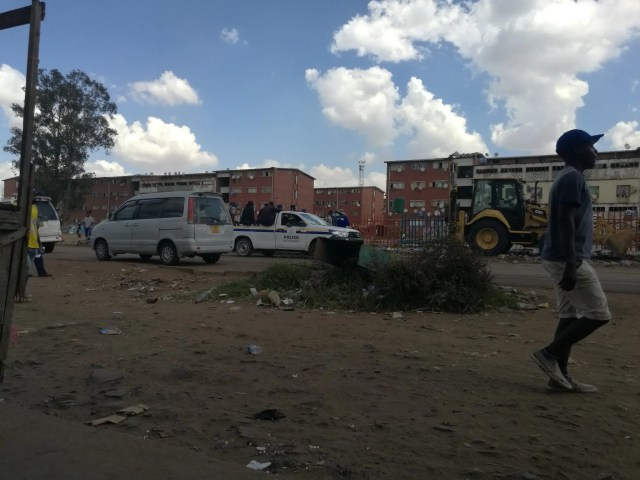Mbare Clean up