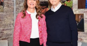 Bill gates and wife
