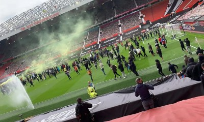 Man United Fans Protests