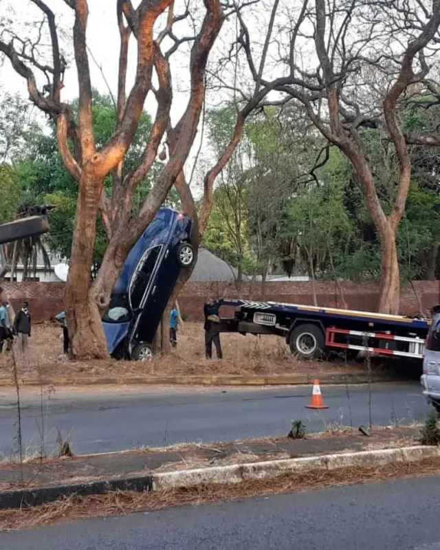 Car accident Harare