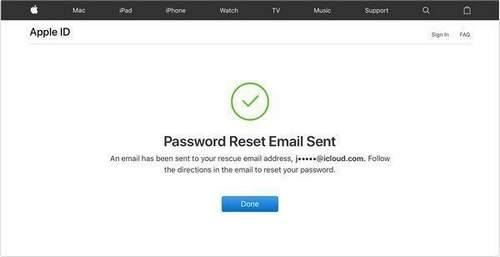 Apple Id Password Recovery