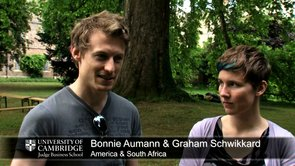 Grahamn and Bonnie