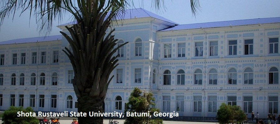 Batumi Shota Georgia Campus