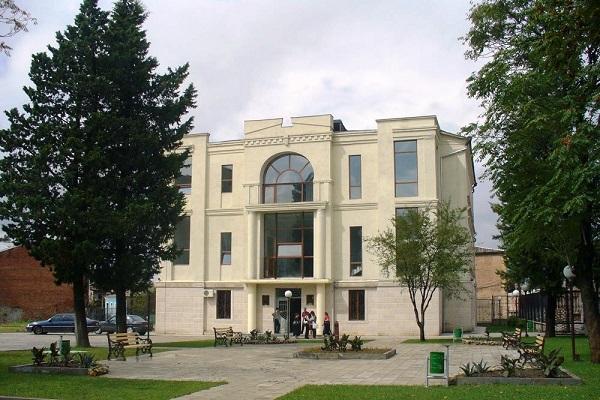 akaki university georgia
