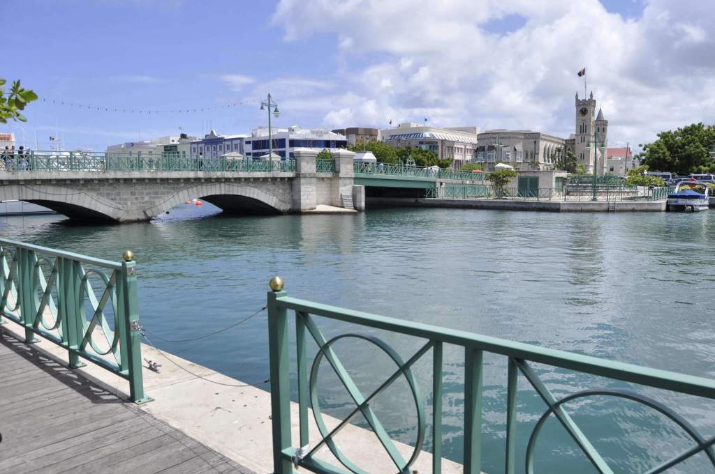 Bridgetown - capital and largest city of Barbados