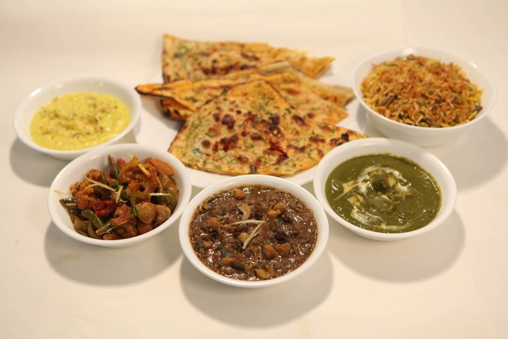Indian Food - MBBS in Barbados