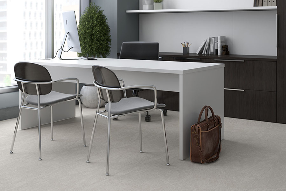 Modern chair for private office