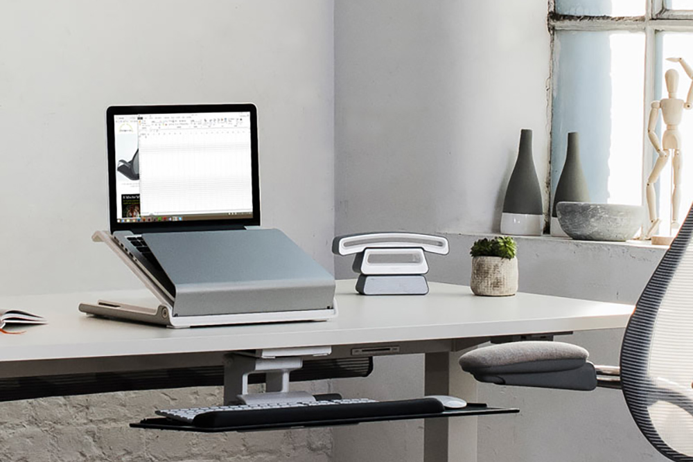 Humanscale L6 Notebook Manager + Keyboard System
