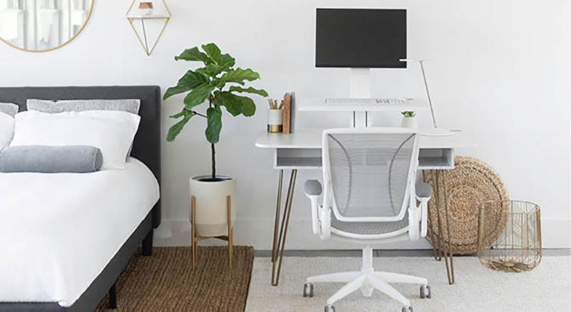 The Basics for a Healthy, Productive Home Office