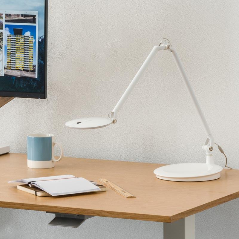 White light for desk