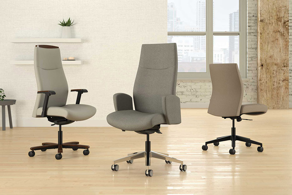 Multiple task chairs