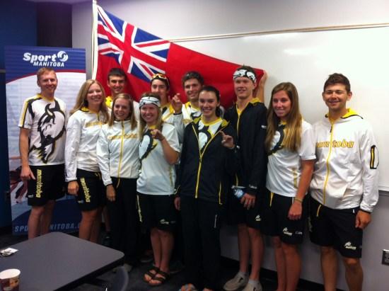 Team Manitoba Canada Games