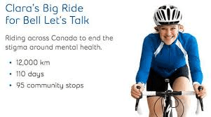 Clara Hughes Press release photo