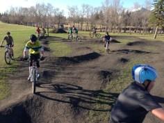 BMX Pump track 4