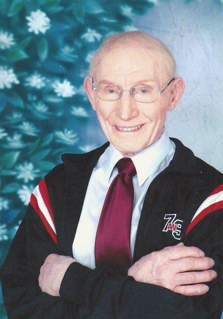 Pvt. Charles C. Harmon (1916 – 2016)